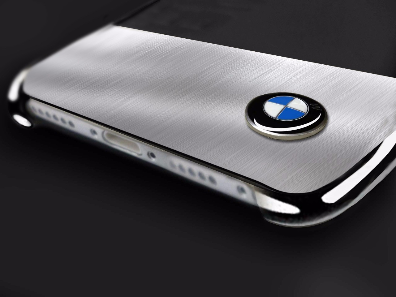Bmw 174 Apple Iphone X Officiala Luxurious Leather Metal Case Limited Edition Back Cover