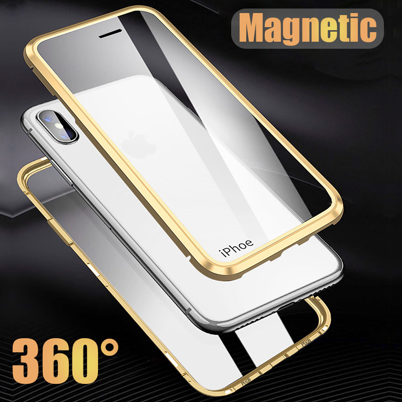 timeless design bbf1b 939ea Vaku ® Apple iPhone XS Max Electronic Auto-Fit Magnetic Wireless Edition  Aluminium Ultra-Thin CLUB Series Back Cover