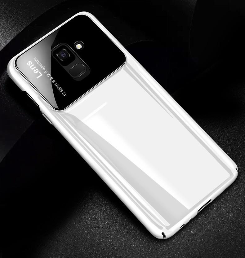 Vaku ® Samsung Galaxy A6 Polarized Glass Glossy Edition PC 4 Frames ...