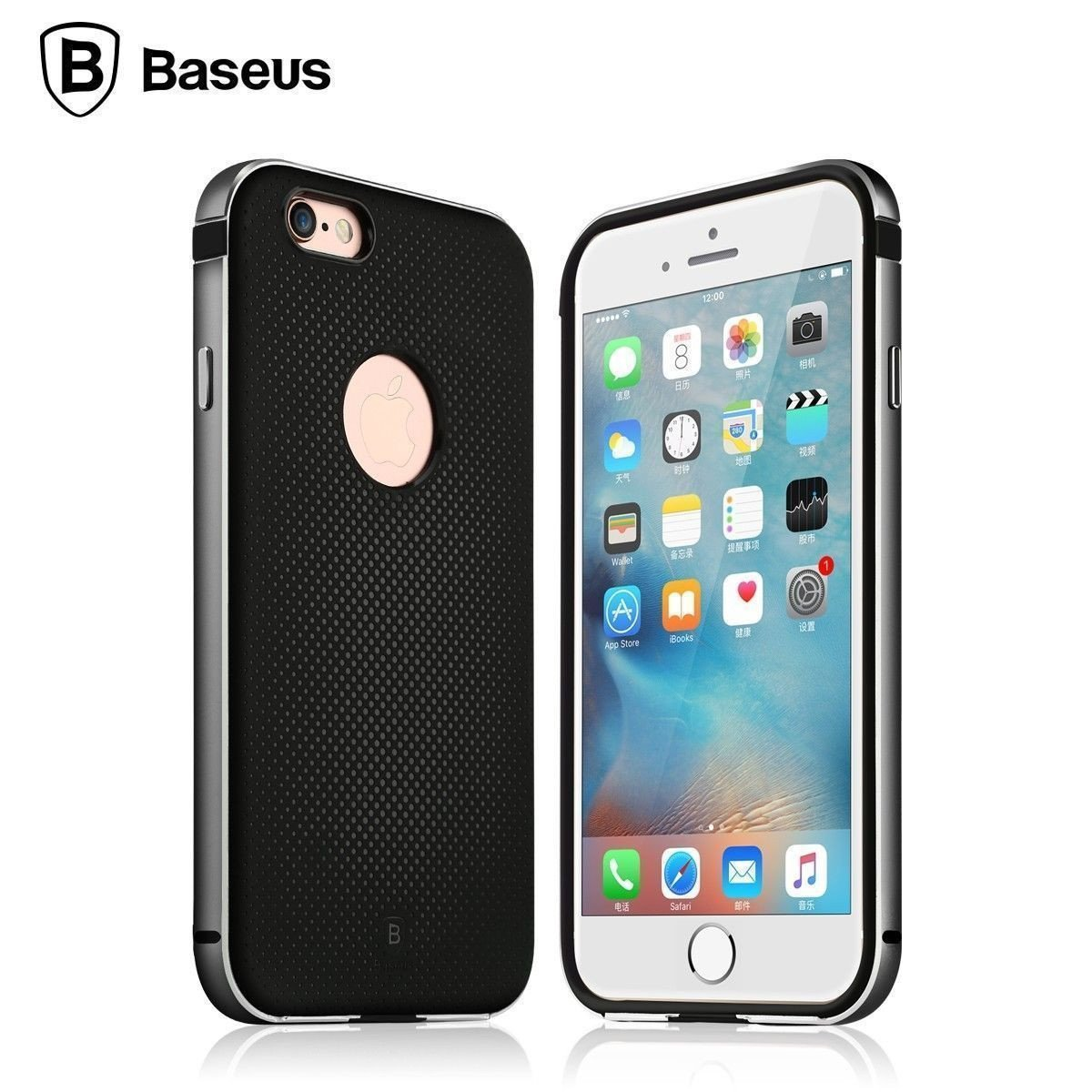 Baseus Apple Iphone 6 6s Earl Series Dream Mesh Tpu Case With Sky Oneplus One Metal Bumper Back Cover