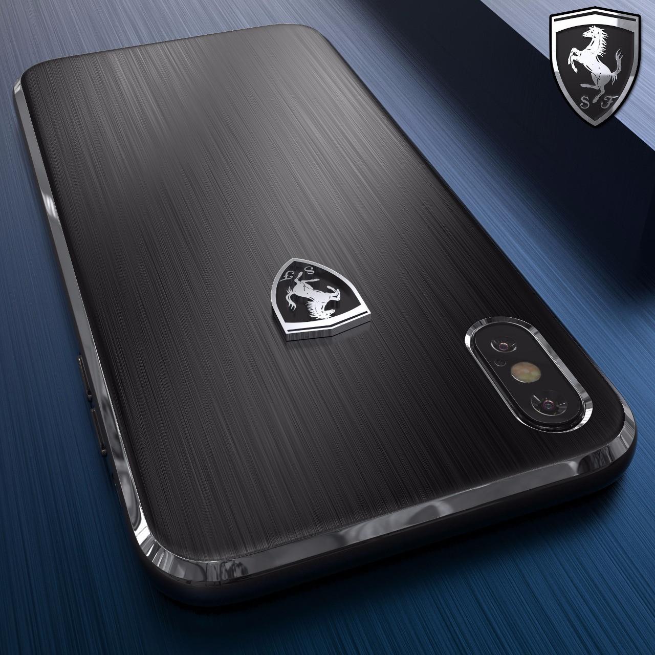 Ferrari ® Apple iPhone X California Metallic Edition ...