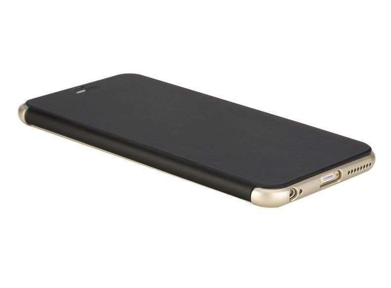 low priced 450f5 89386 Rock ® Apple iPhone 6 / 6S DR.Vaku Invisible SmartView Translucent Touch  Case Flip Cover