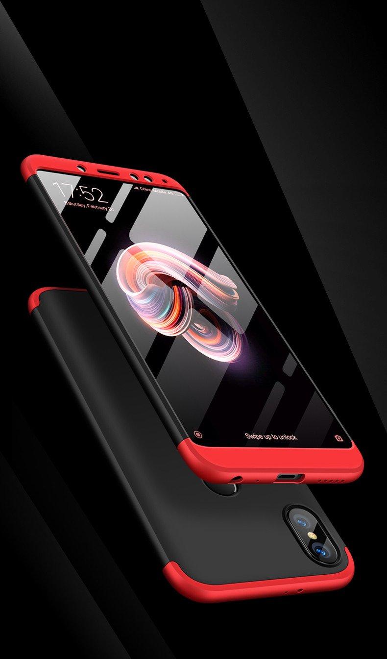 Fck 174 Xiaomi Redmi Note 5 Pro 5 In 1 360 Series Pc Case