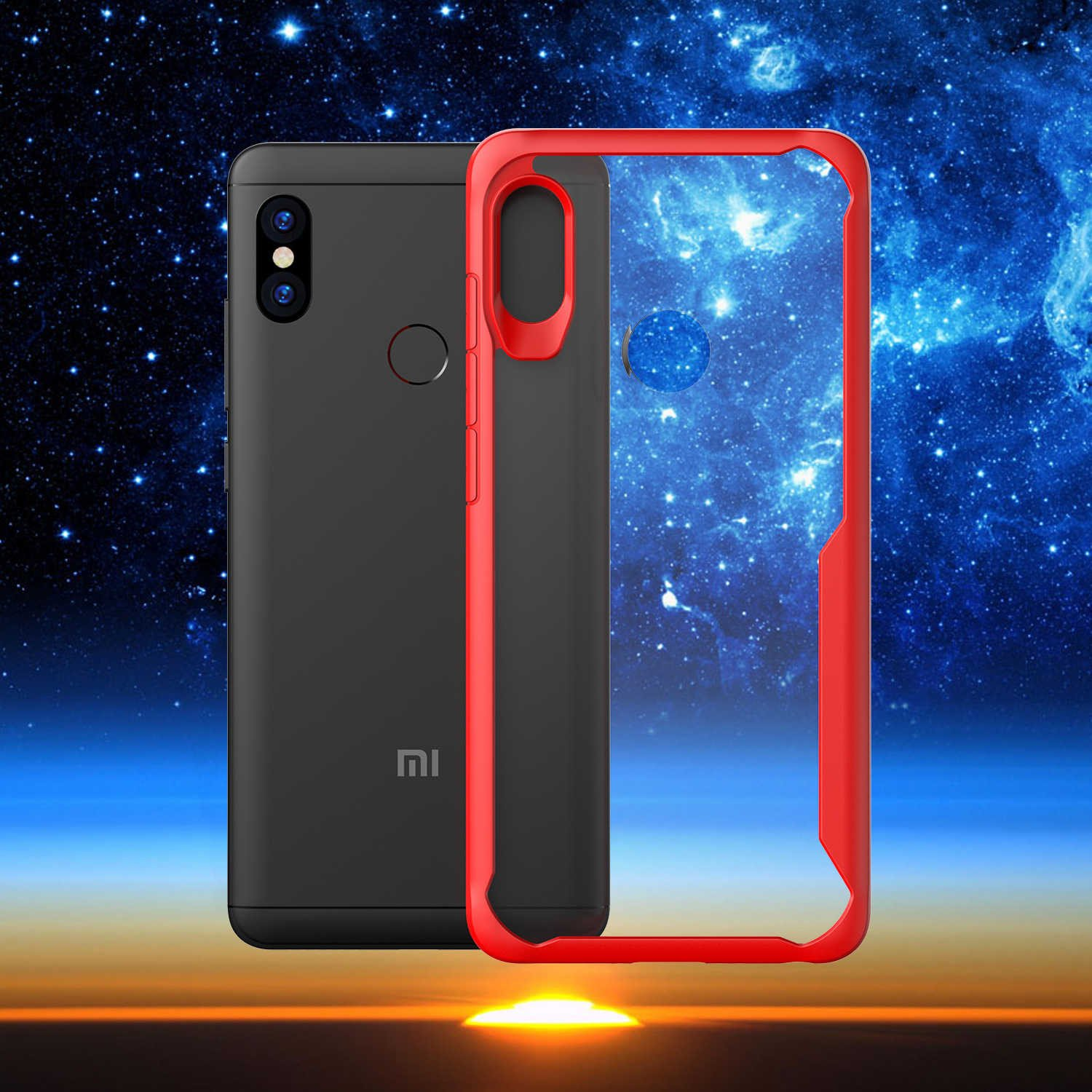 Vaku 174 Xiaomi Redmi Note 5 Pro Defender Glassino Series