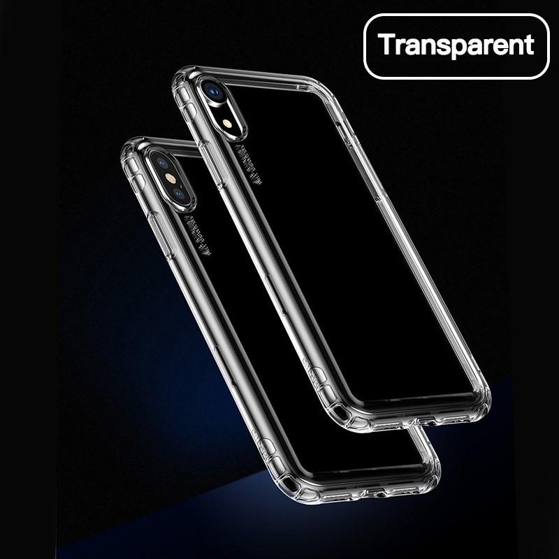 Baseus ® Apple Apple iPhone X / XS Air Bag Case Anti-Drop ...