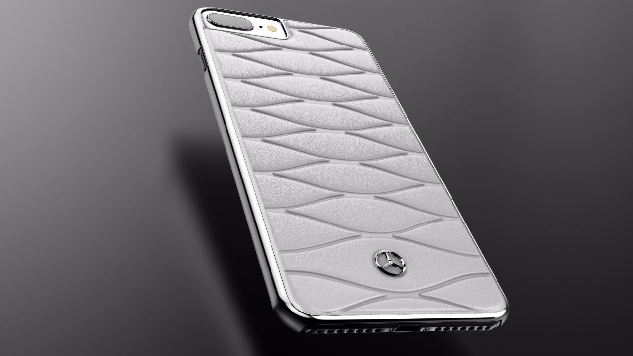 custodia iphone 8 plus mercedes