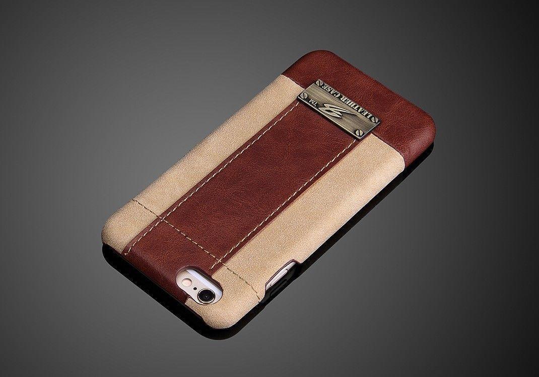 Fierre Shann 174 Apple Iphone 6 6s Genuine Leather Case