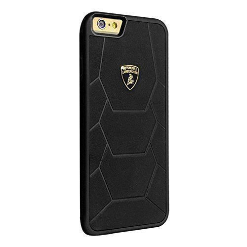 timeless design 6ae7a d69d1 Lamborghini ® Apple iPhone 6 / 6S Official Aventador-D7 Series Genuine  Leather Back Cover