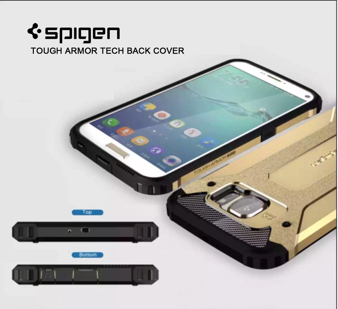 pretty nice ee5de 66536 Spigen ® Samsung Galaxy Note 4 Tough Armor TECH Back Cover
