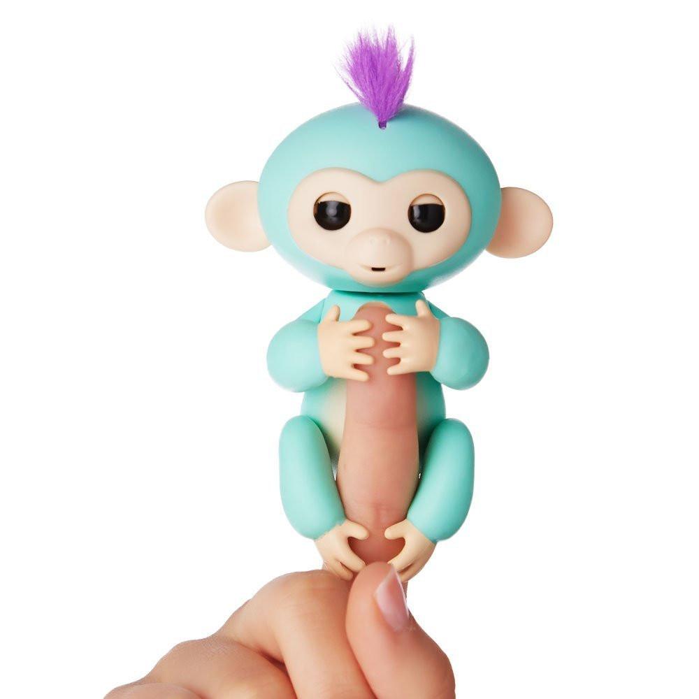 Brain Toys 174 Finger Monkey With Multi Touch Sensors