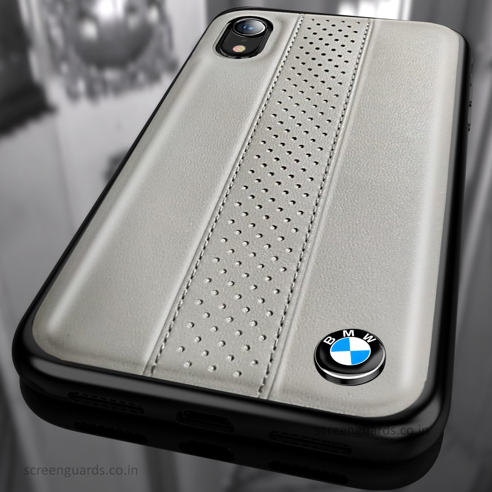 Bmw 174 Iphone Xr M2 Competition Freckled Leather Back Case