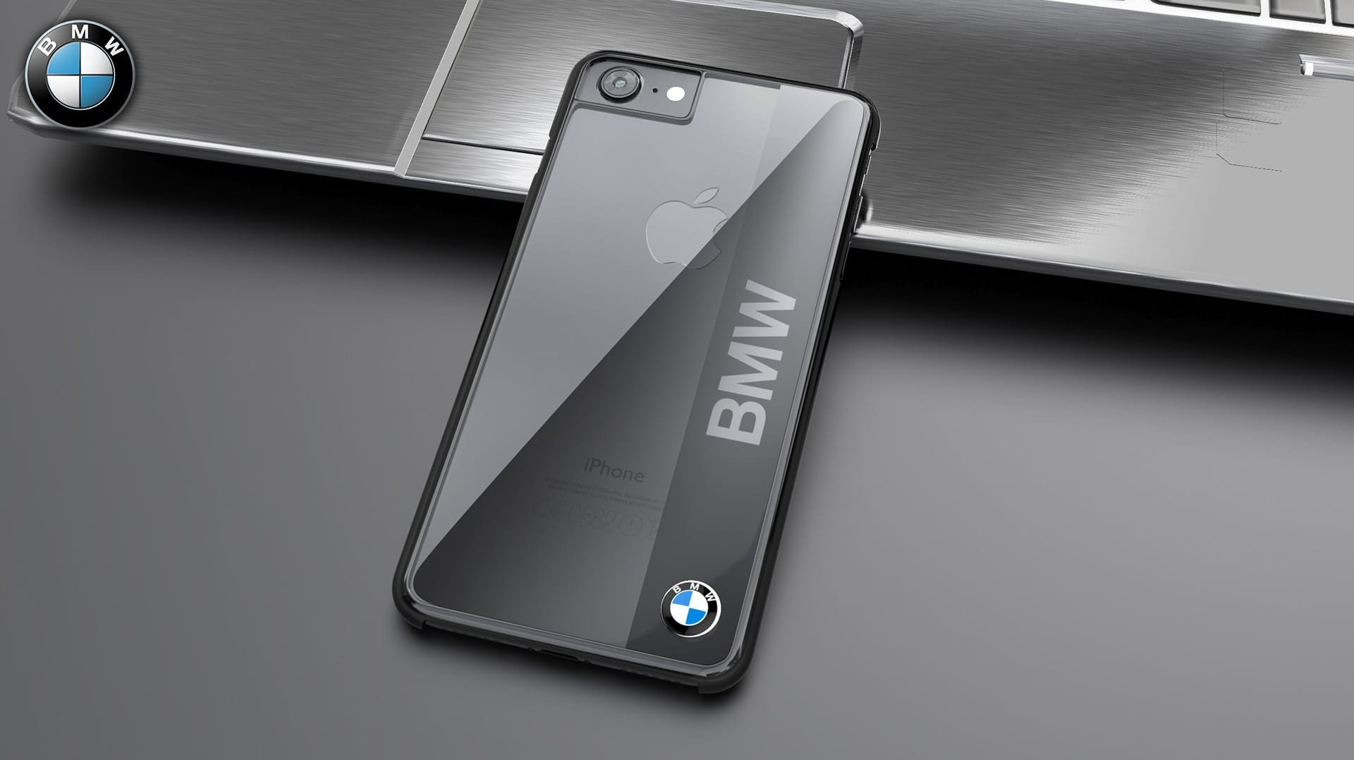 Bmw 174 Apple Iphone 7 Official Executive Strip Luxury Edition Case Back Cover Screen Guards India