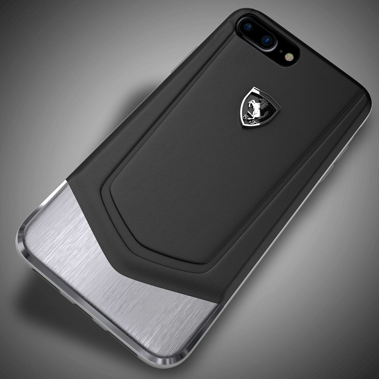 Ferrari 174 Apple Iphone 8 Plus Moranello Series Luxurious