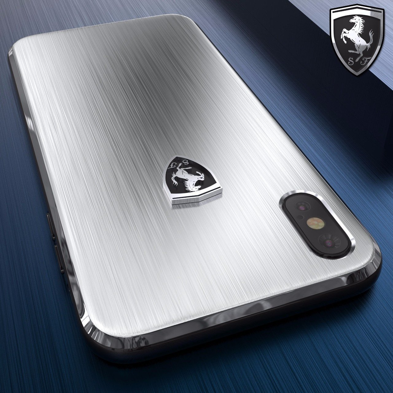 Ferrari 174 Apple Iphone X California Metallic Edition
