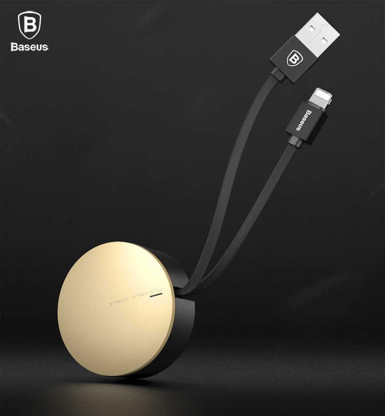 baseus era designer shell storage type self retractable 90cm apple