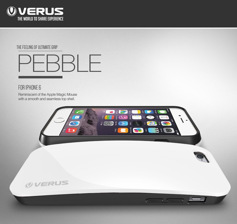 Pebble Iphone Charger