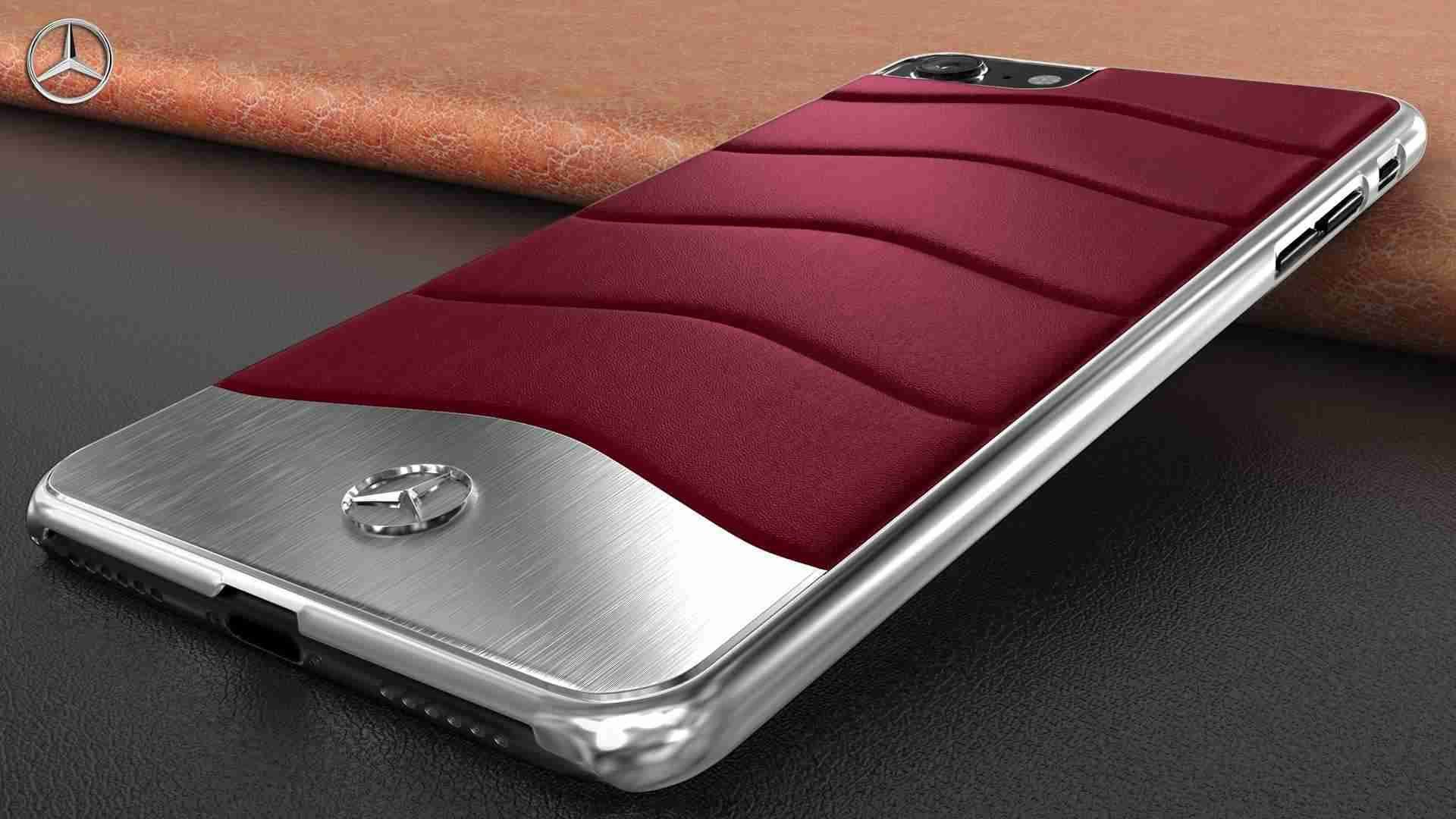 custodia mercedes iphone 8