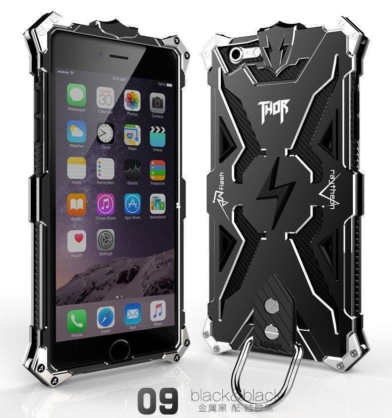 simon apple iphone 6 plus 6s plus thor hammer aluminium alloy