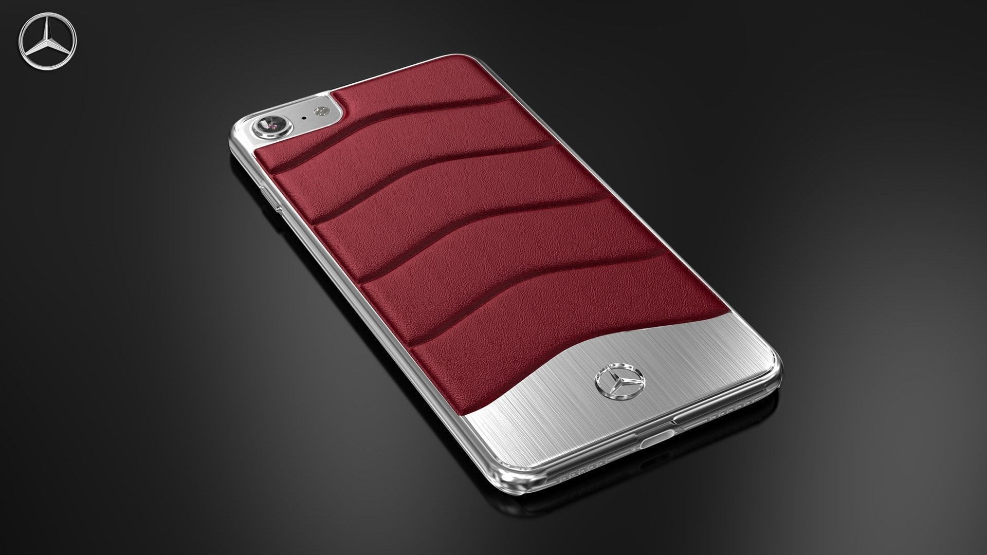 Mercedes benz apple iphone 6 plus 6s plus concept s for Www mercedes benz mobile com iphone