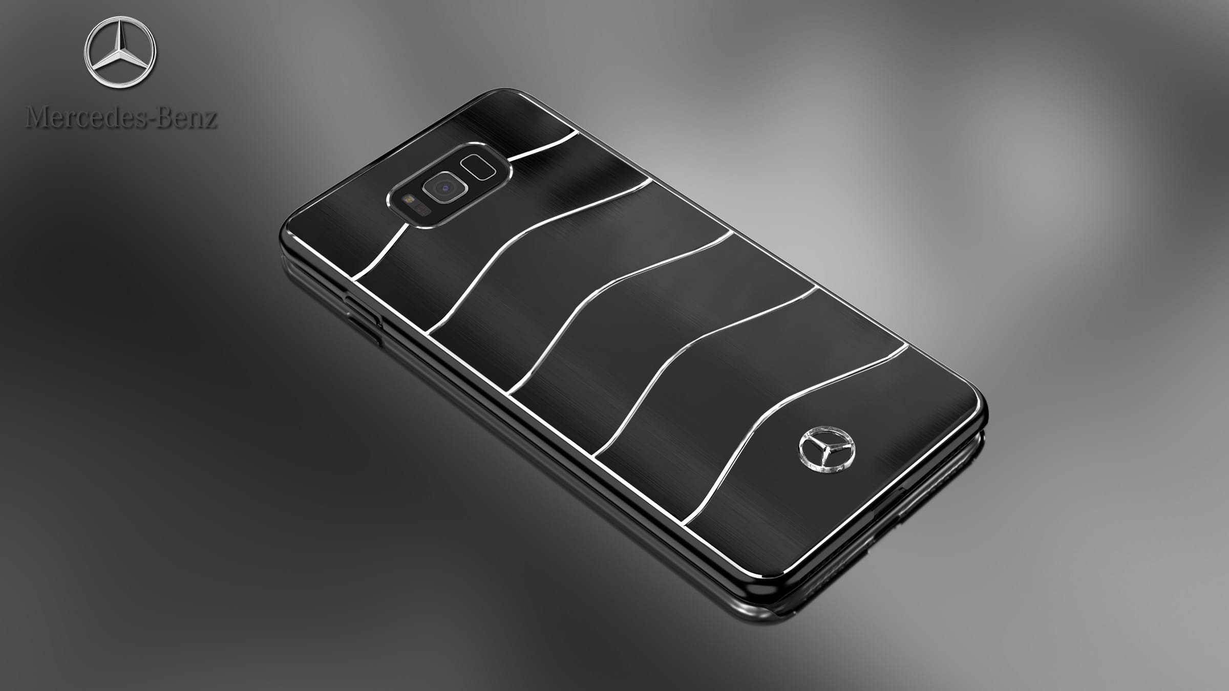 Mercedes benz samsung galaxy s8 plus gle 450 amg series for Mercedes benz telephone