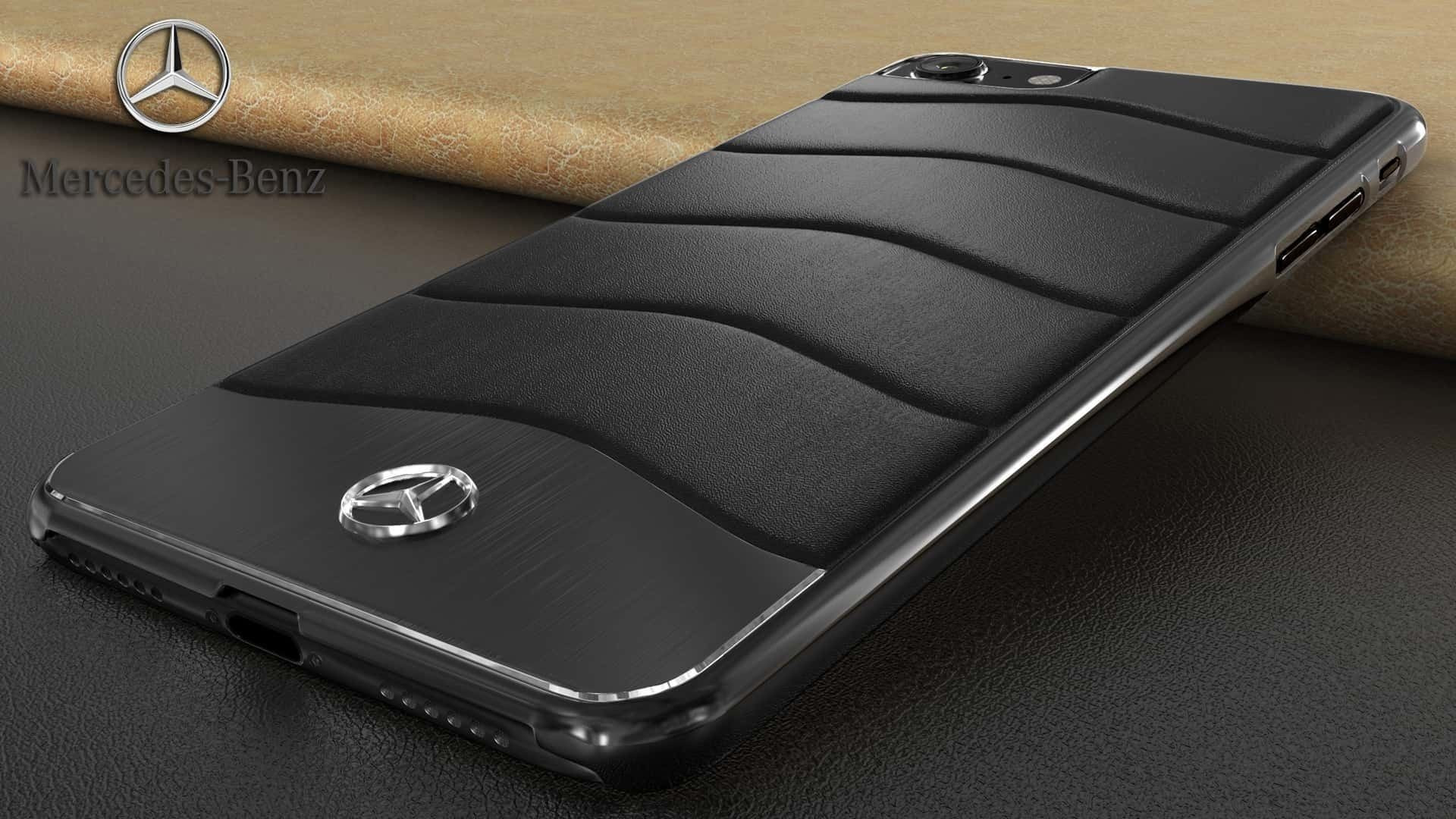 mercedes benz apple iphone 7 concept s coupe series