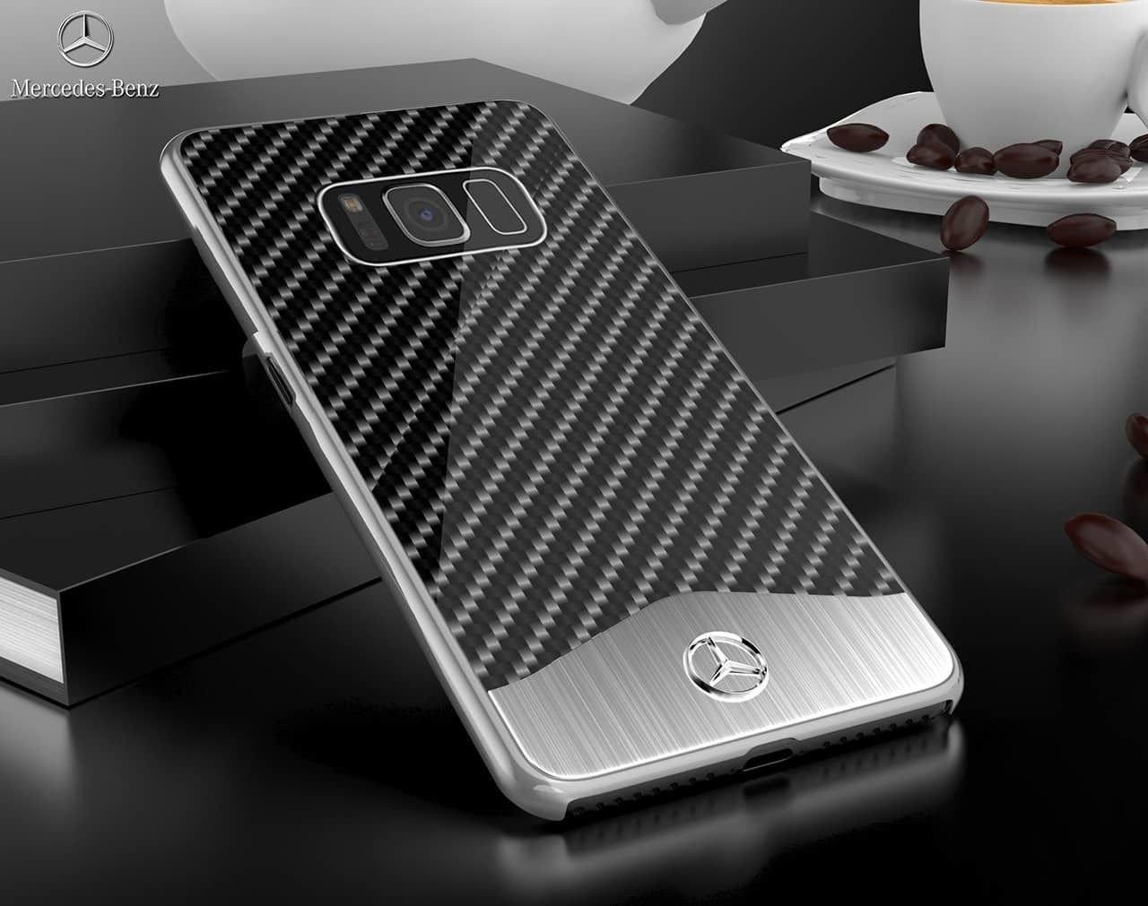 Mercedes Benz 174 Samsung Galaxy S8 Plus Slr Mclaren Carbon Fibre Limited Edition Electroplated