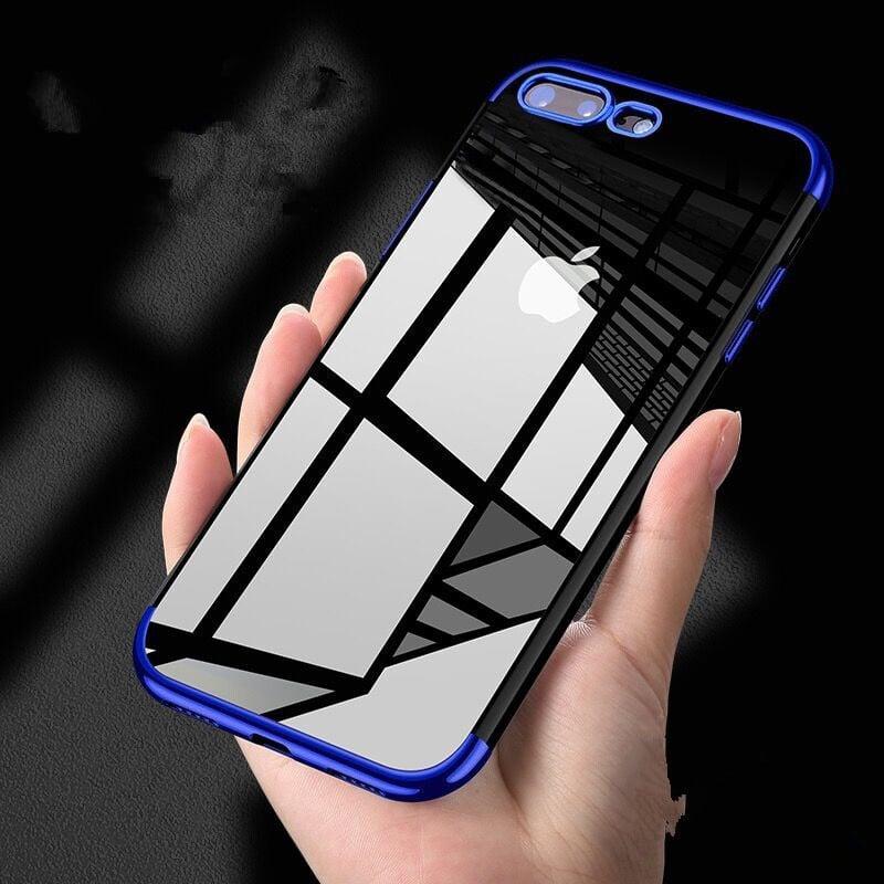 Vaku ® Apple iPhone 8 CAUSEWAY Series Top Quality Soft Silicone 4 ...
