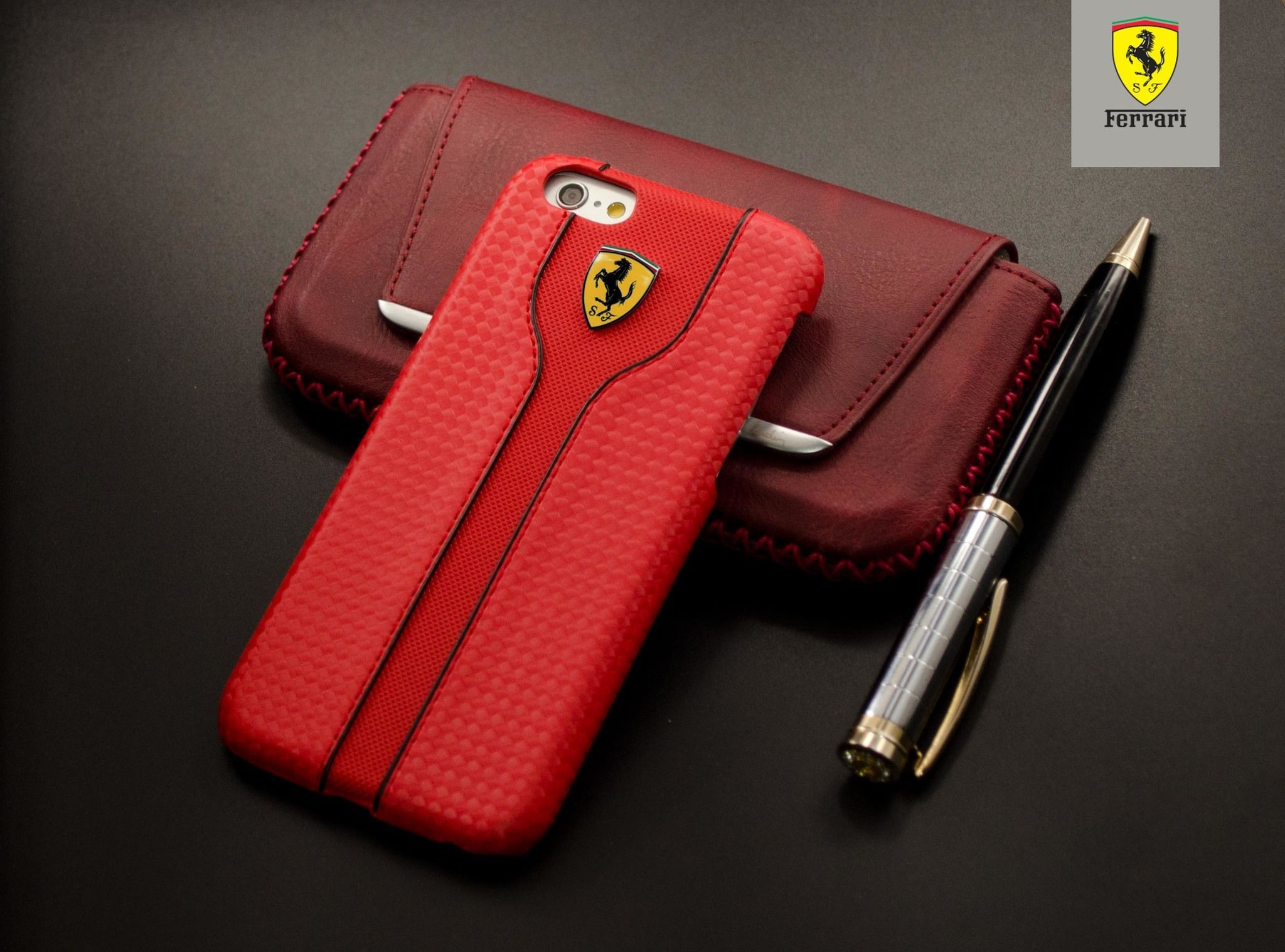 custodia iphone 6 plus ferrari