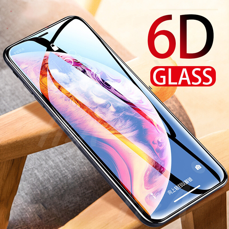 Dr  Vaku ® Samsung Galaxy A7 (2018) 6D Curved Edge Ultra-Strong Ultra-Clear  Full Screen Tempered Glass