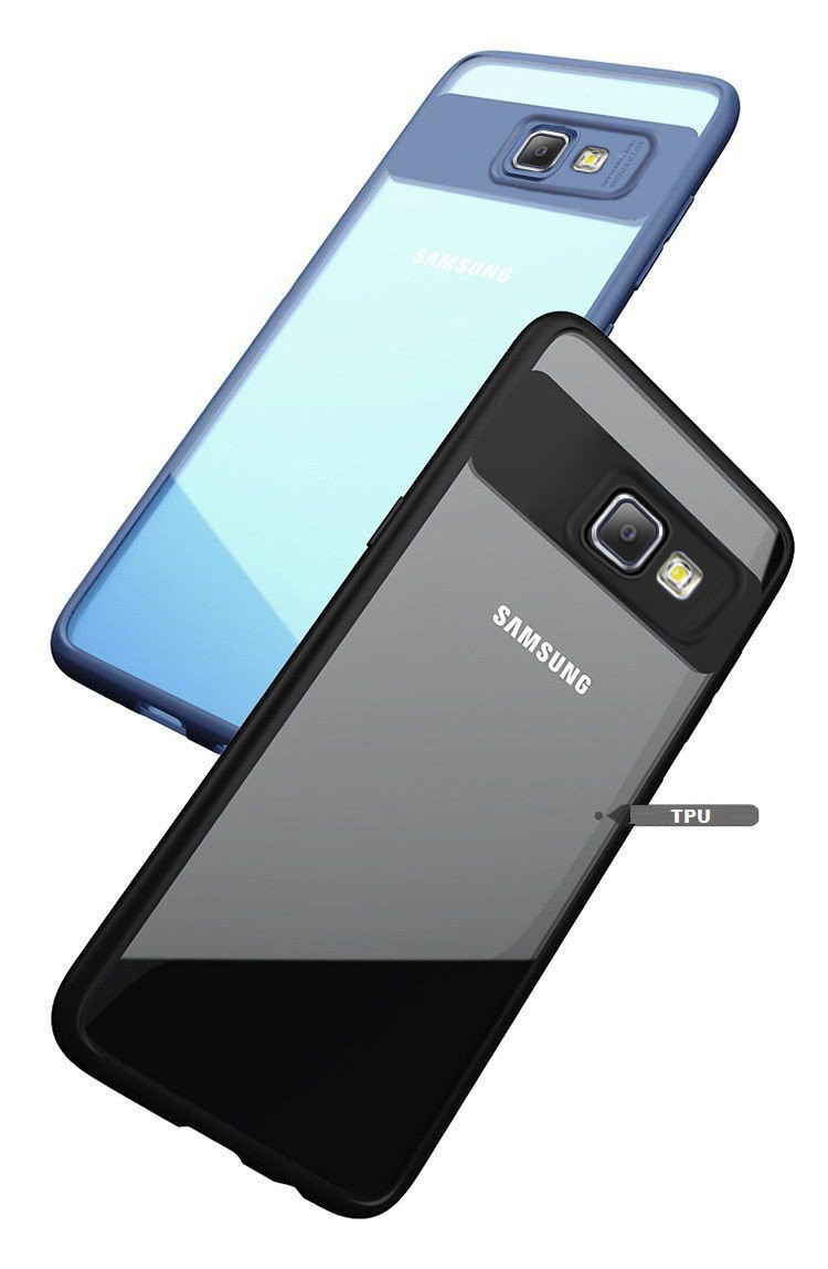 huge selection of 559a0 956b7 Vaku ® Samsung Galaxy A5 (2017) Kowloon Series Top Quality Soft Silicone 4  Frames + Ultra-Thin Transparent Back Cover