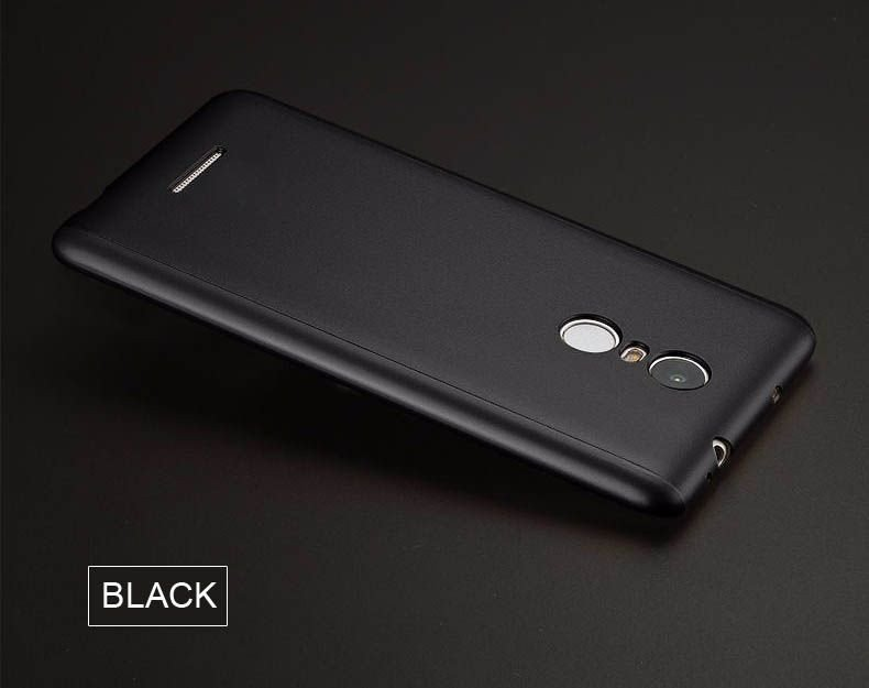 Nks 174 Xiaomi Redmi Note 4 360 Full Protection Tempered