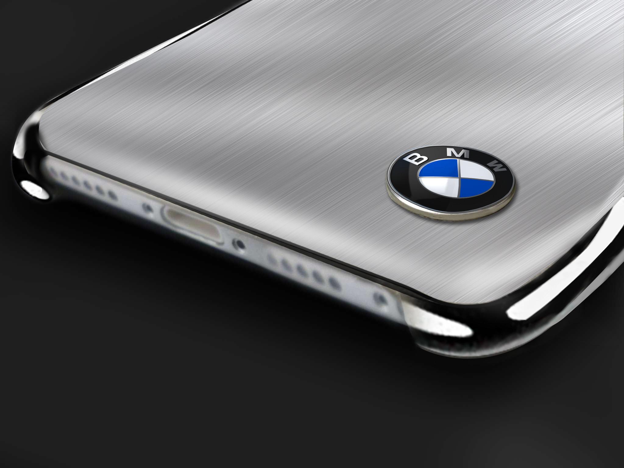 Bmw 174 Apple Iphone X 7 Series Steel Edition Luxurious