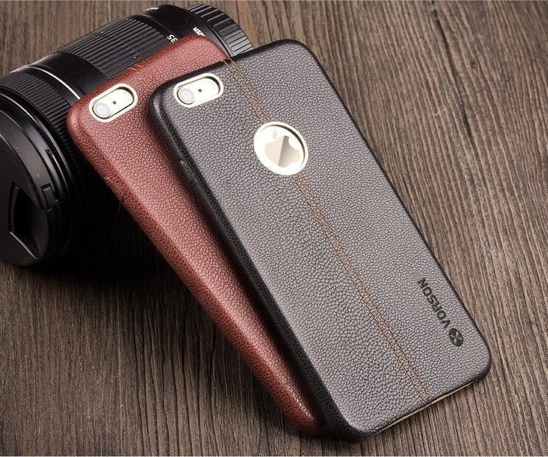iphone 6 back case leather