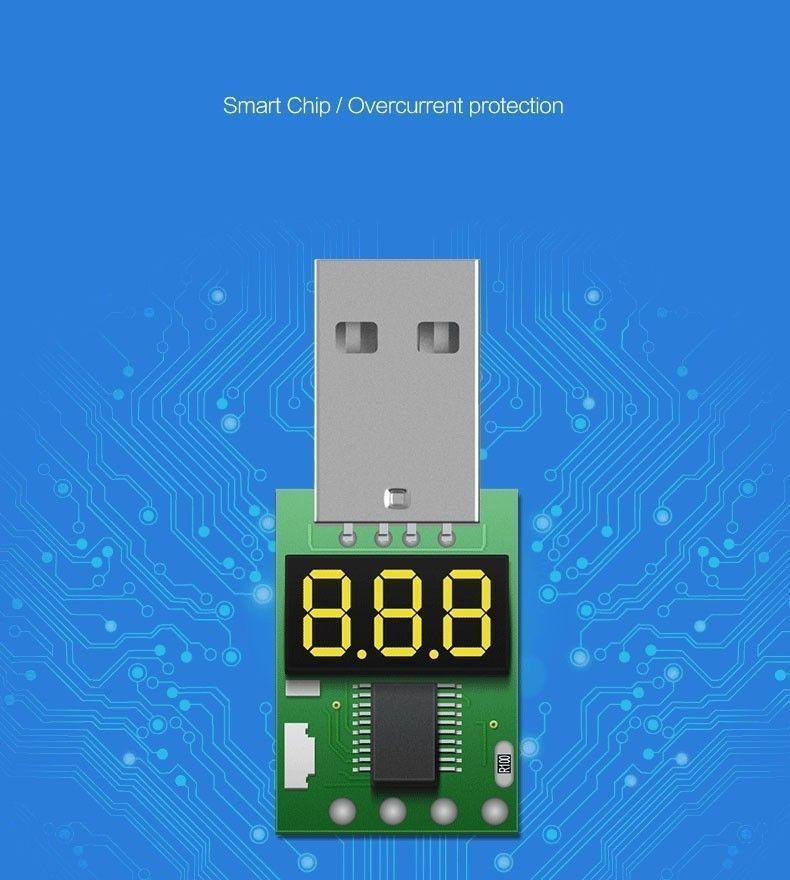 Joyroom ® Automatic Memory Digital LED Display Intelligent Android ...