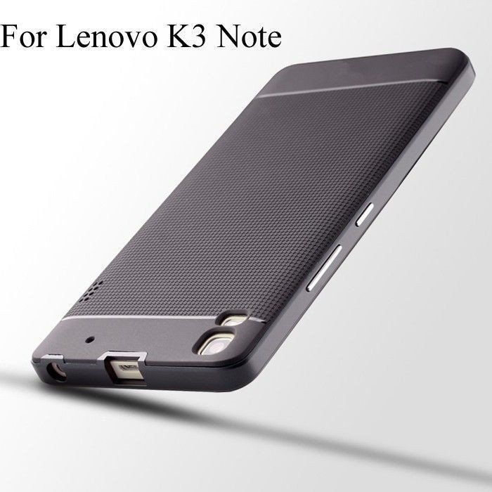 on sale 48b7b 9c590 i-Paky ® Lenovo A7000 / K3 Note Mat Series Ultra-thin Hybrid Silicon Grip  Shockproof Protective Shell Back Cover