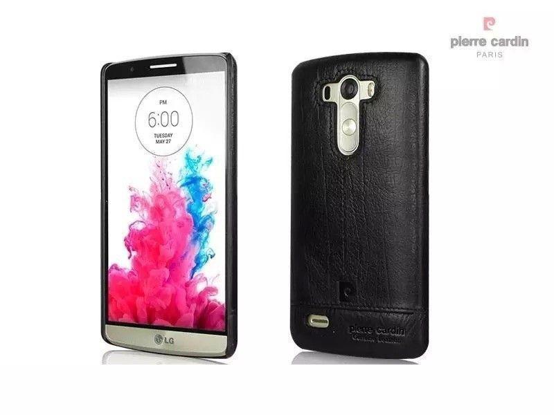 Pierre cardin lg g3 paris design premium leather case for Decor 9 iball