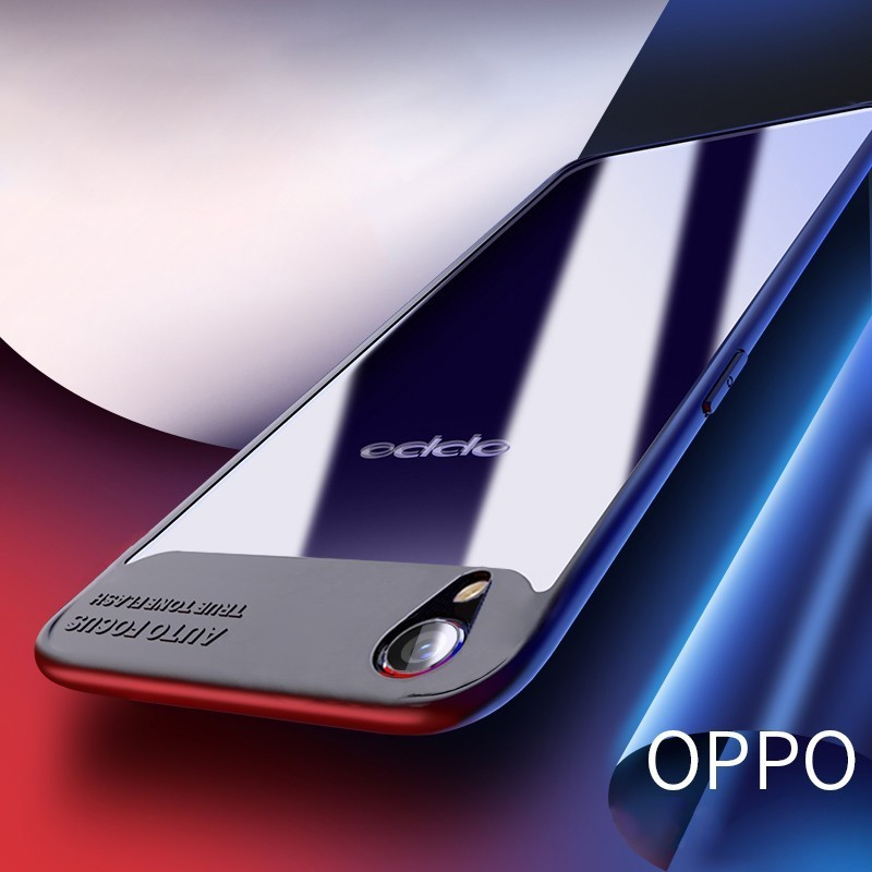 official photos f9c9a 8cec5 Vaku ® Oppo A37 Kowloon Series Top Quality Soft Silicone 4 Frames +  Ultra-Thin Transparent Back Cover