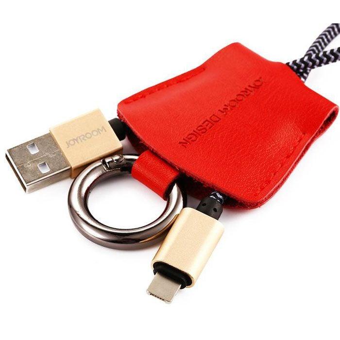 Joyroom 174 Reversible 2 In 1 Apple Lightning Port Micro