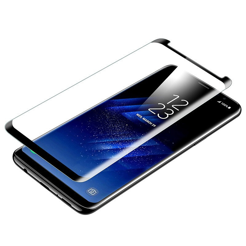 dr vaku samsung galaxy s9 plus 3d curved edge full screen tempered glass screen guards india. Black Bedroom Furniture Sets. Home Design Ideas
