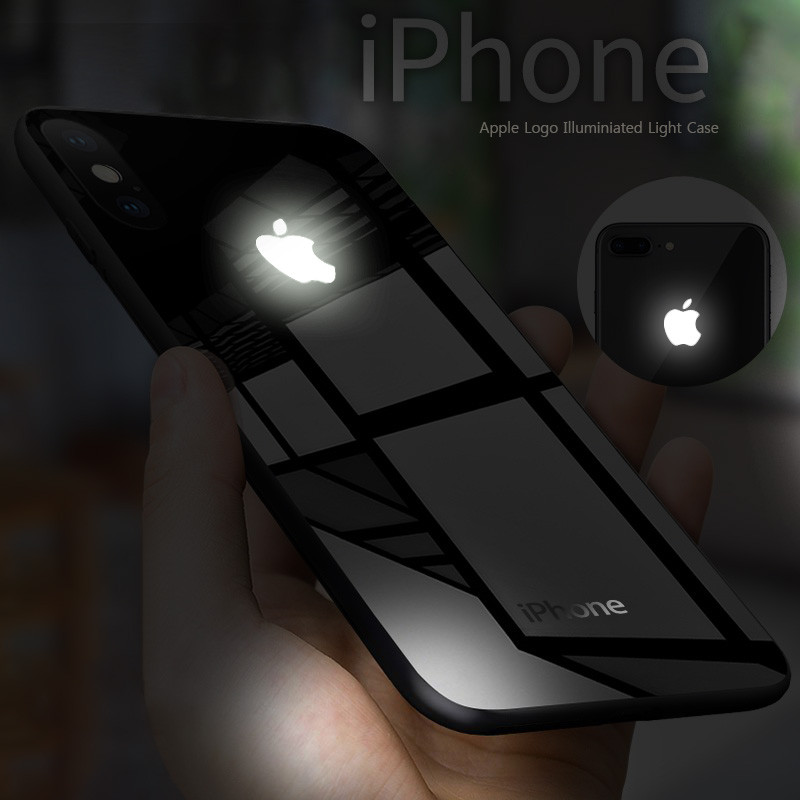 illuminated iphone xs max case