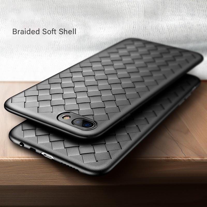 quality design 57cf3 082d6 Vaku ® Oppo A3s WeaveNet Series Cross-Knitt Heat-Dissipation Edition  Ultra-Thin TPU Back Cover