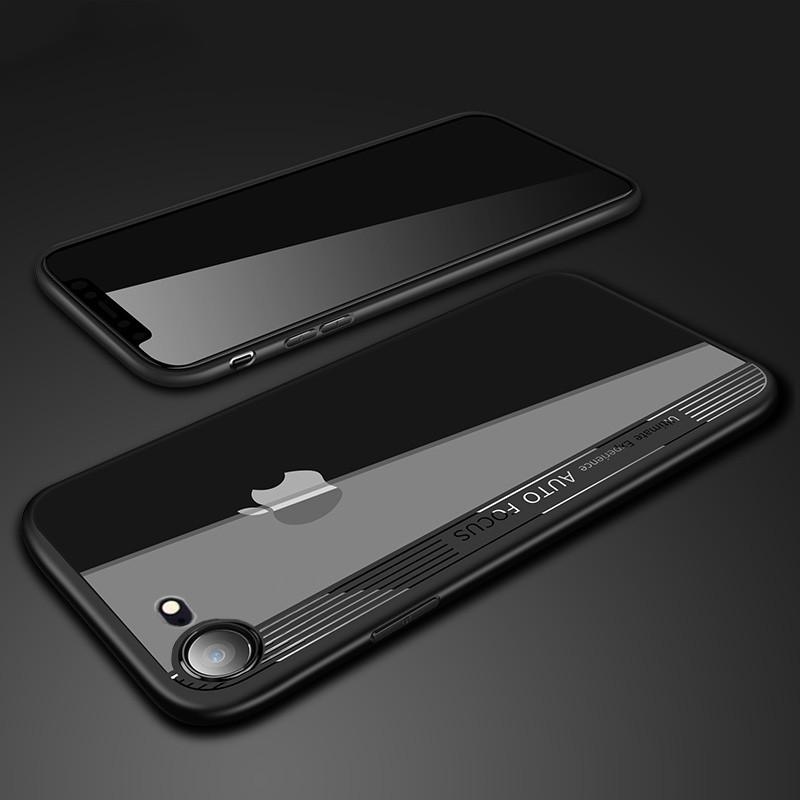 Vaku ® Apple iPhone 8 JAGWA Electroplated Edition Soft Silicone 4 ...