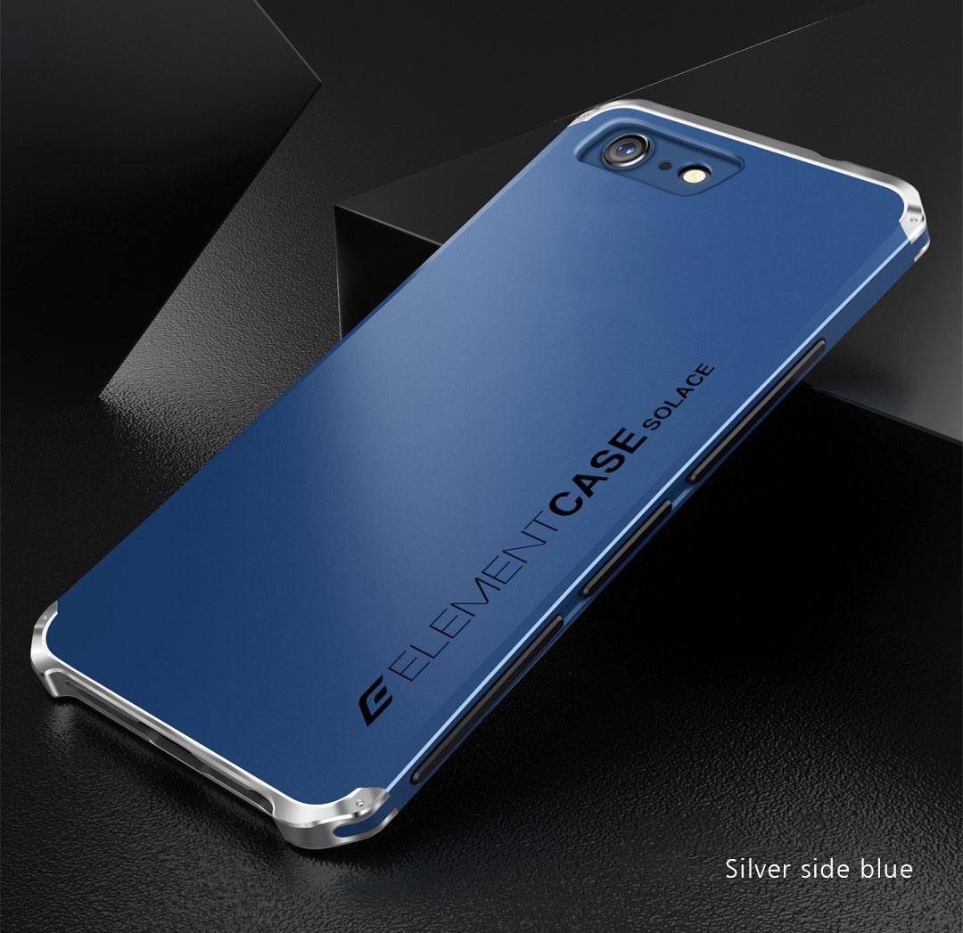 aluminium iphone 8 case
