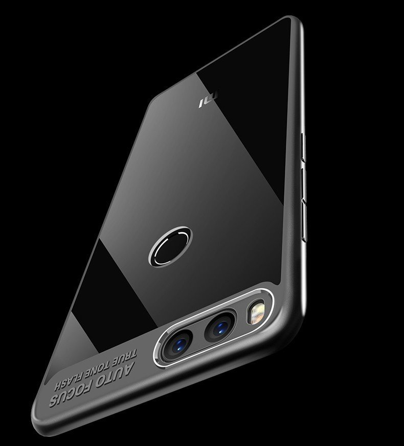 premium selection cc7a0 6d612 Vaku ® Xiaomi Mi A1 Kowloon Series Top Quality Soft Silicone 4 Frames +  Ultra-Thin Transparent Back Cover