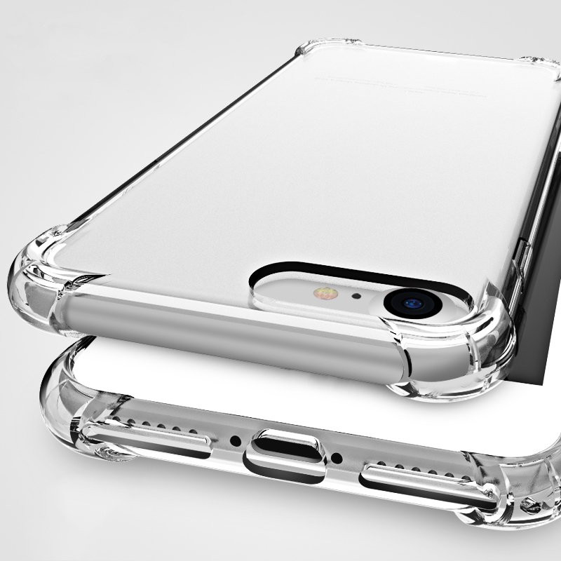 cheap for discount 90e8c 3ce21 Vaku ® Vivo Y55L / Y55S PureView Series Anti-Drop 4-Corner 360° Protection  Full Transparent TPU Back Cover Transparent