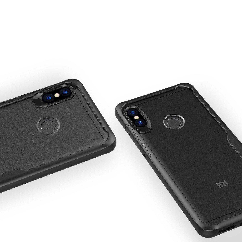 Vaku 174 Xiaomi Redmi Note 5 Pro Defender Glassino Series