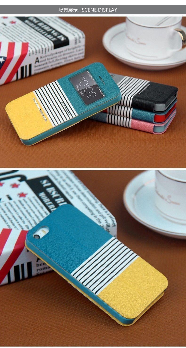 baseus apple iphone 5 5s se designer smarttouch eden leather flip cover screen guards india. Black Bedroom Furniture Sets. Home Design Ideas