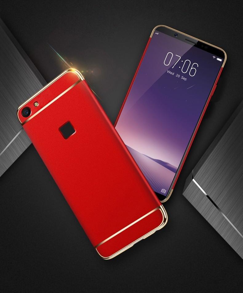 Vaku ® Vivo V7 Plus Ling Series Ultra-thin Metal ...