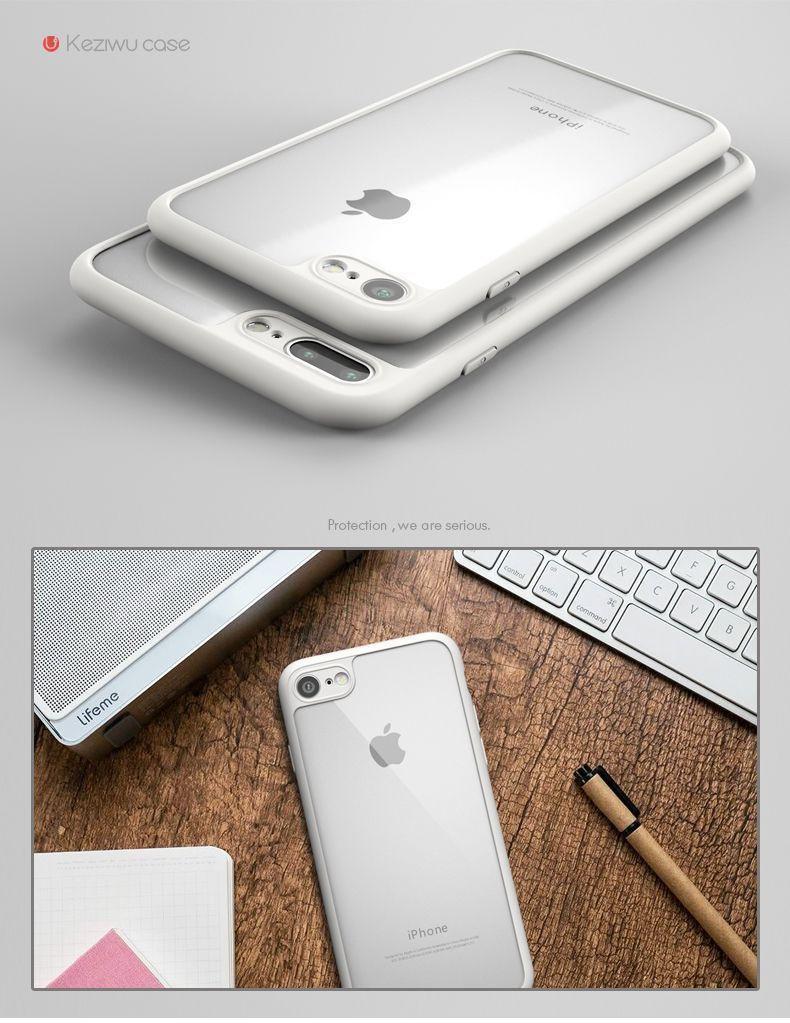 Vaku ® Apple iPhone 8 AMARINO Series Top Quality Soft Silicone 4 ...