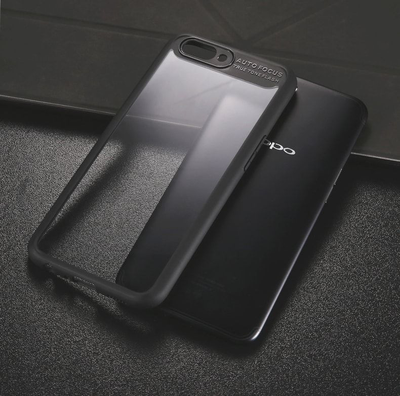 sports shoes a6ec8 29dea Vaku ® OPPO A57 Kowloon Series Top Quality Soft Silicone 4 Frames plus  ultra-thin case transparent cover